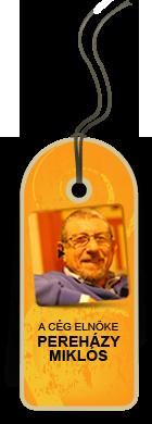 Pereházy Miklós - A United Magyar House elnöke